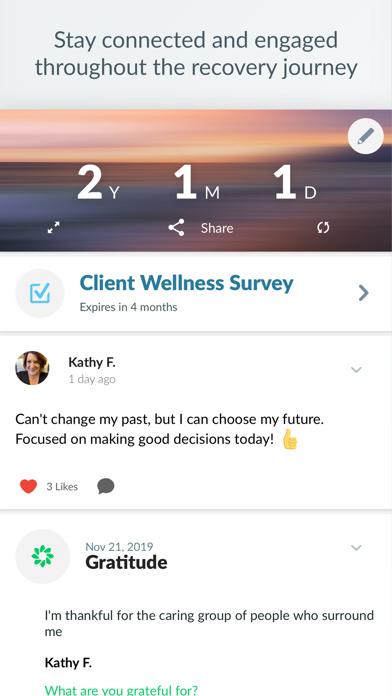 Elemental Life® App Intro Screen